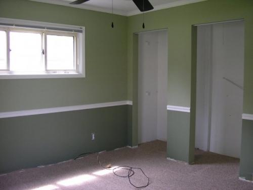 There's nothing like a fresh coat of paint in a lively color to bring new energy into a space!
