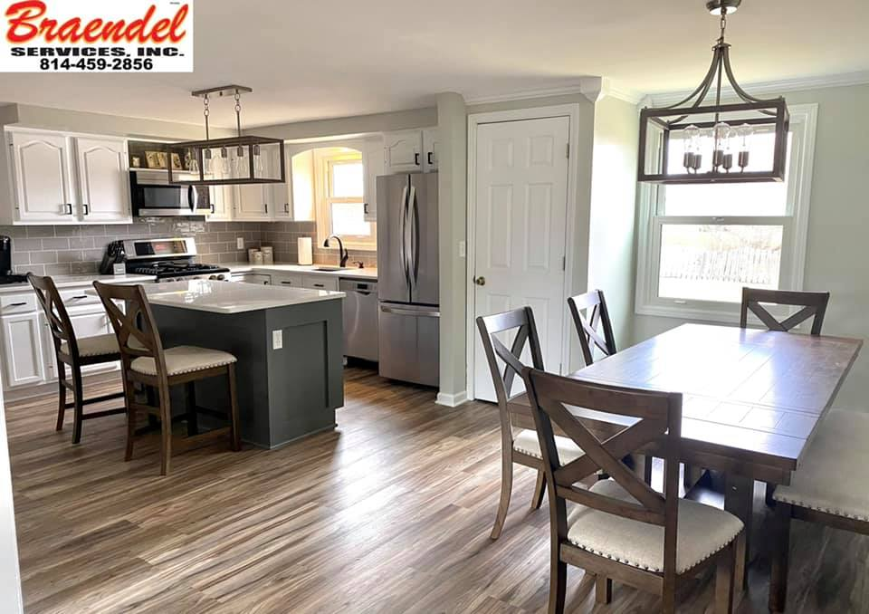 home remodeling in erie pa